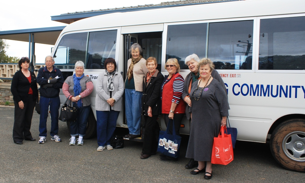 Goomalling Community Bus