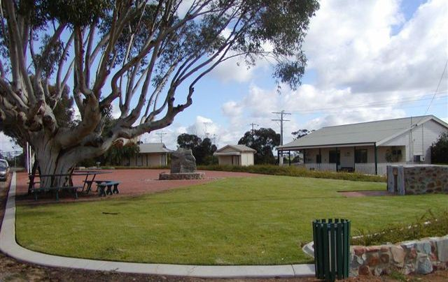 War Memorial Park Goomalling