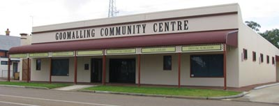 Goomalling Community Centre