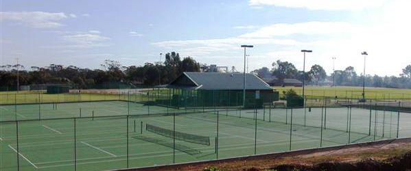 Goomalling Tennis Courts
