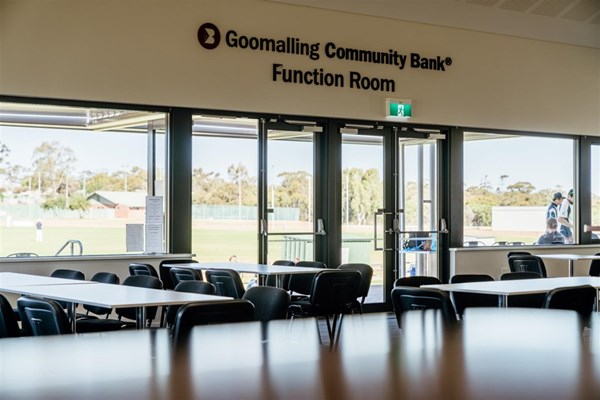 Local Business - Goomalling Sport and Community Centre
