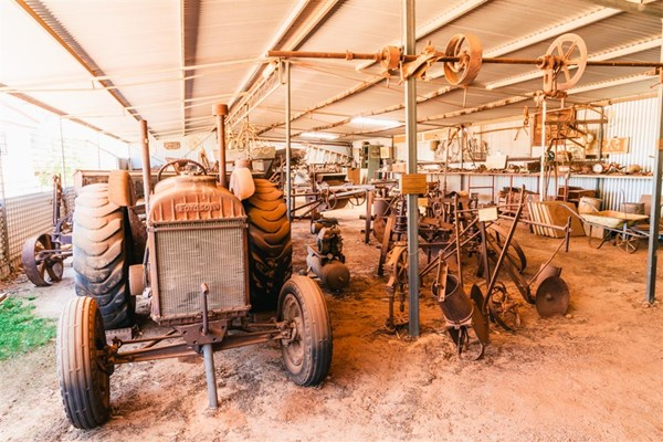 View Goomalling Museum