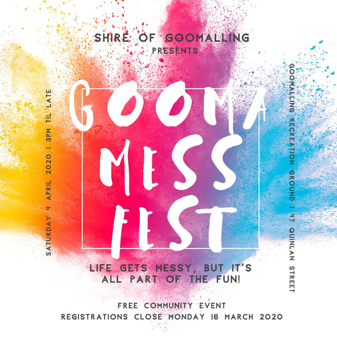 GOOMA MESS FEST