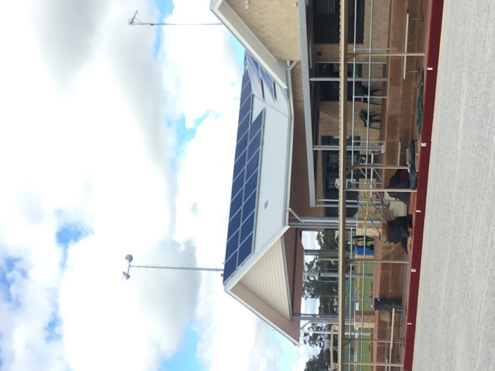 Goomalling Sport and Community Centre goes Solar!